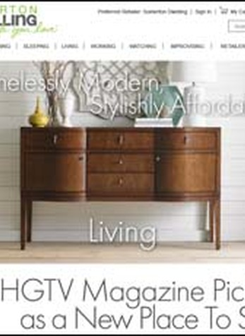 Somerton Dwelling's Website Named to HGTV's Magazine's