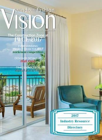 Ask the Experts, Window Fashion Vision Magazine, July/Aug 2017