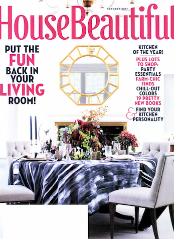 2017 Kitchen Of The Year, House Beautiful, October 2017