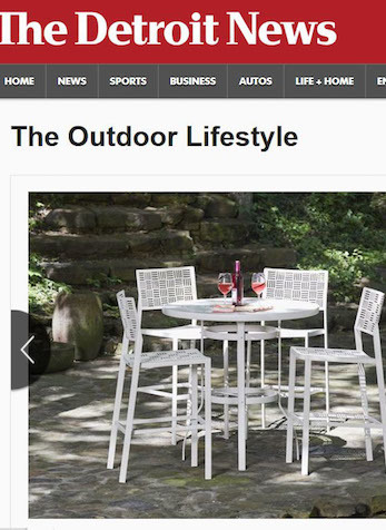 The Outdoor Lifestyle, The Detroit News, April 2017