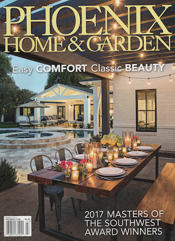 Fun Finds - Take Some Shade, Phoenix Home & Garden Magazine, March 2017