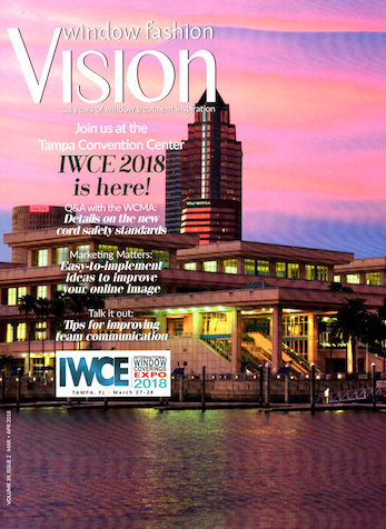 Balance Your Media Budget, Window Fashion Vision Magazine, March/April 2018