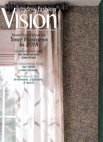 Think Like an Editor, Window Fashion Vision Magazine, Nov/Dec 2017