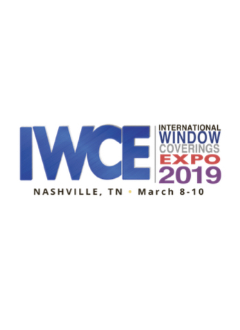 Join Us For the Year's Best Opportunity to Learn About What's Next and Exciting with Window Coverings, January 2019