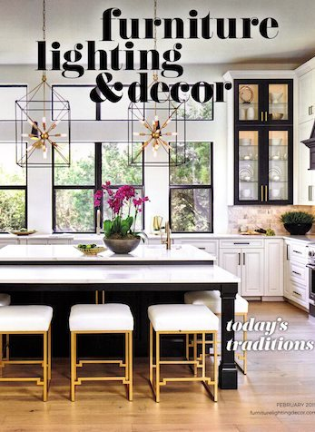 XX's and Oh's, Furniture Lighting & Decor, February 2019