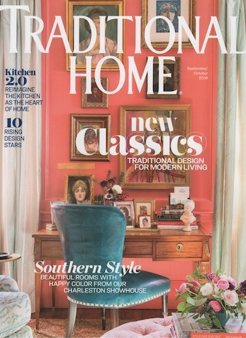 Oh! Man, Traditional Home, September/October 2019