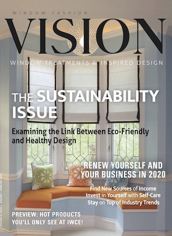 3 Business-Changing Strategies for the New Year, Window Fashion Vision Magazine, Jan/Feb 2020