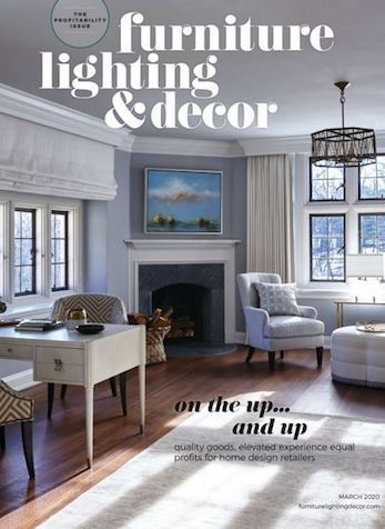 dining in, Furniture Lighting & Decor Magazine, March 2020