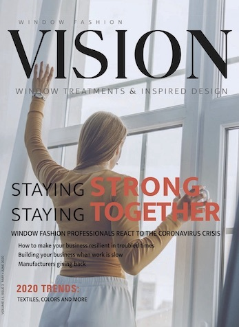 You Do You, Window Fashion Vision Magazine, May/June 2020