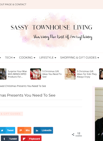10 Most Loved Christmas Presents You Need To See, Sassy Townhouse Living, January 2021